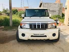 Mahindra Bolero 2015 Diesel 48204 Km Driven