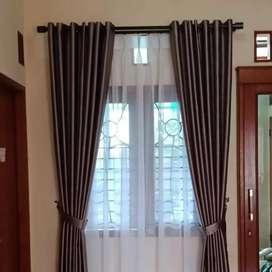 Gorden Gordyn Korden Hordeng Blinds Curtain Wallaper927jdkwkwl
