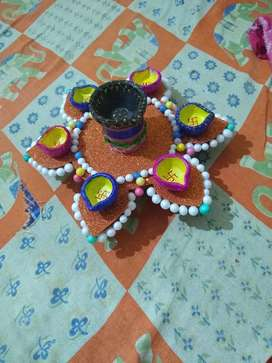 Special crafts for Diwali