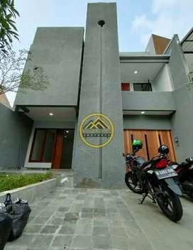 Rumah industrial konsep dijual  di area condet jakarta timur