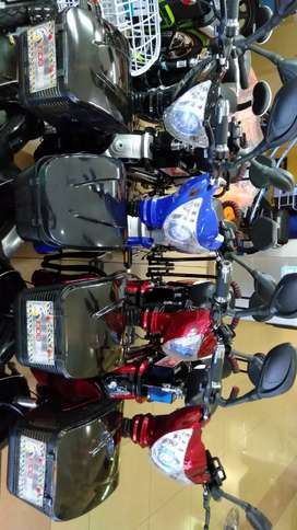 Sepeda listrik indobike bisa kredit tnp kartu proses cepat