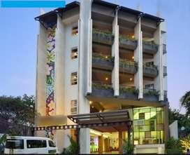 HOTEL BINTANG 3 SEMINYAK KUTA BALI BUTUH UANG CEPAT 40 MILYAR BAYAR CA