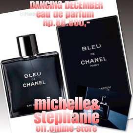 M&S EAU DE PARFUMcosmetikmania10 - 2020 Parfum Pria Chanel Bleu 100ml