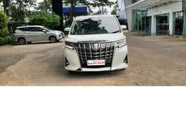 FRESH LIKE NEW!!! Toyota Alphard 2.5 G AT 2019