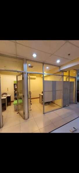Disewakan office space grand slipi tower