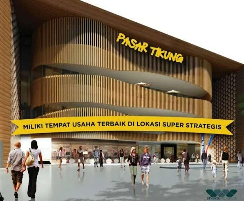 DiJual Pasar Tikung Pasar Modern Market 0
