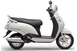 Suzuki Access Brand New pay 5555/-