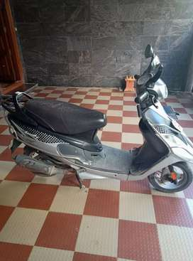 Well maintained Scooty pep+ for sale