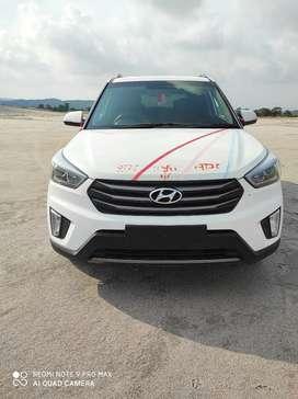 Hyundai Creta 2017 Diesel Well Maintained