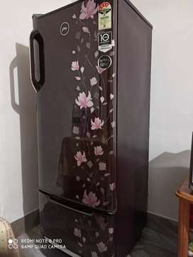 ALMOST NEW GODREJ Refrigerator  225 Litres
