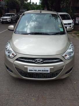 Hyundai I10 Sportz 1.2 Automatic, 2013, Petrol