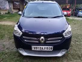 Renault Lodgy 85 PS RXL, 2016, Diesel