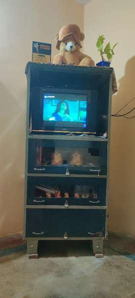 TV stand and showcase