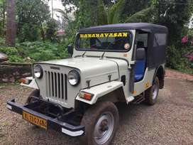 1997 md 4x4 wd 5 gear mahindra jeep