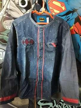 Baju anak merk BATMAN size 4