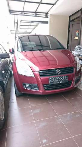 suzuki splash GL manual 2011 AB asli sleman tgn 1