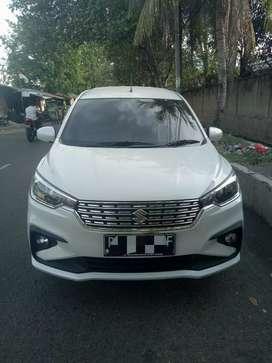 Dijual Suzuki Ertiga tahun 2019 GL AT(automatic)