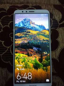 Honor 7x New condition, 4gb,32gb,very good clearity  clearity
