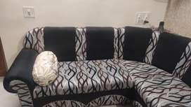 Sofa set ( 3+2+ corner)