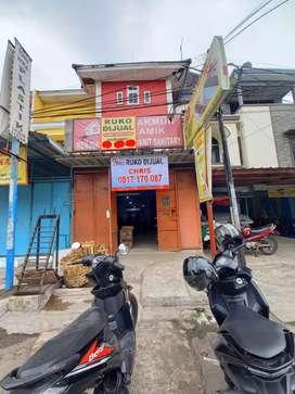 Ruko Pinggir Jalan Pondok Ungu, Lokasi Ramai, Usaha Untung!