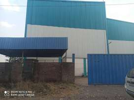 Chakan 53R agri plot with 23000sqft shade for sale Ambethan