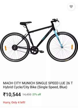 MACH CITY MUINCH CYCLE FOR SALE PRICE SLIGHTLY NEGOTIABLE