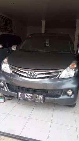 Toyota Allnew Avanza G Manual 2014