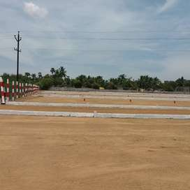 1200 sqfeet plot available for sale @ Acharappakkam