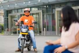 Uber moto bike taxi