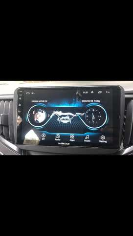 Baleno car stereo full hd android 9 inch screen