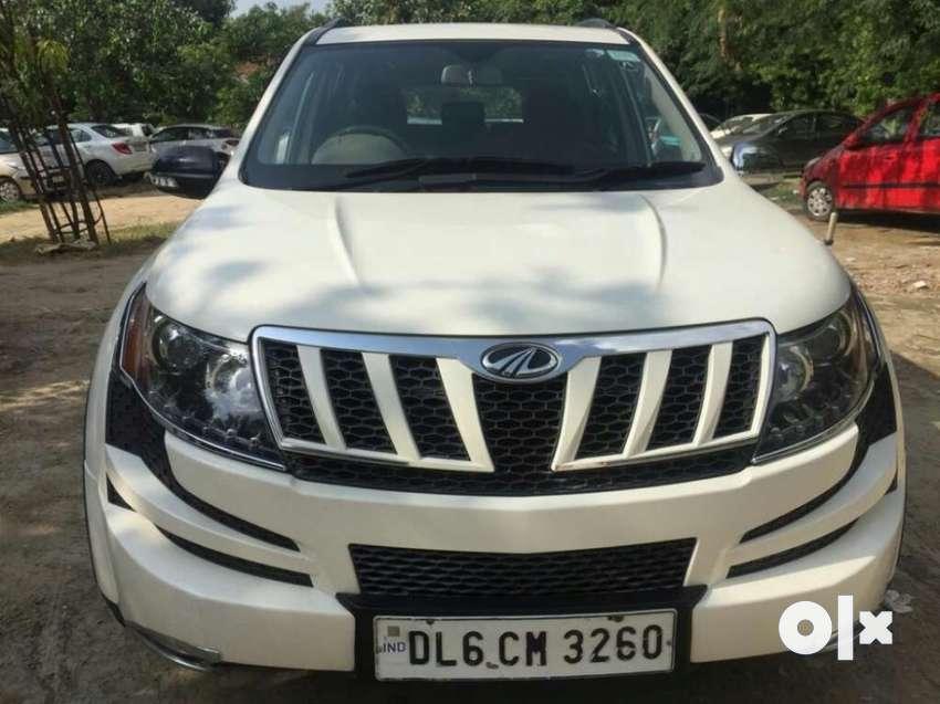Mahindra Xuv500 W8, 2012, Diesel 0