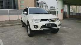 Pajero 2013 Exceed matic