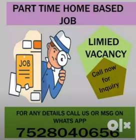 Required sales person for full / part time position