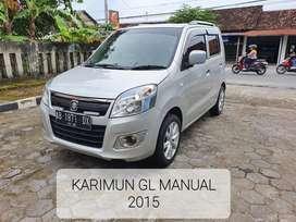 Karimun wagon gl 2015