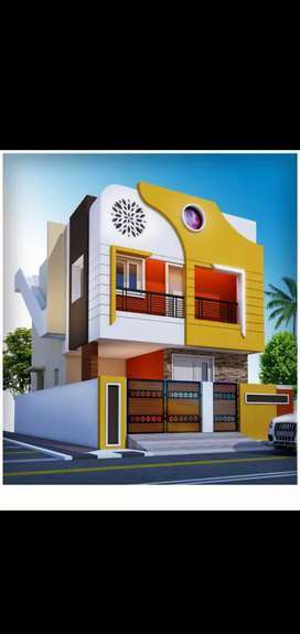 3bhk independent house sell in Guduvancheri