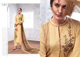 At resanable prices ethnic wear modern collections for girls
