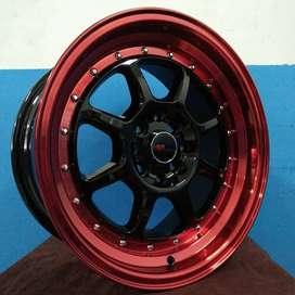 velg racing ignis swift march yaris jazz mobilio go march ring 16