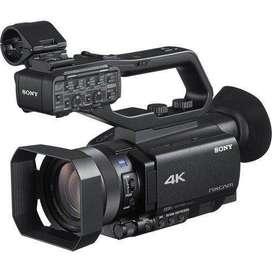 Sony HXR-NX80 4K NXCAM with HDR New Bisa Cash dan Kredit Tanpa CC