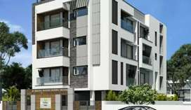 A 3 BHK ready to move flat is available for sale in nawadih Dhanbad