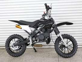Dirt Bike For Kids Age 5-13 Petrol 50cc (Mud Bike)