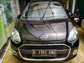 Daihatsu Ayla X m/t 2014 Low Km
