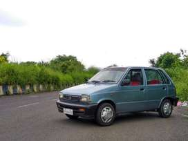 Maruti 800 5-Speed AC for immediate sale