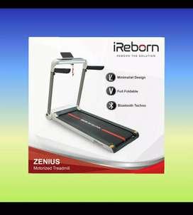 Treadmill elektrik murah mewah alat fitnes
