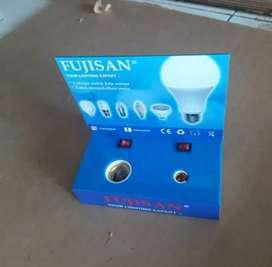 Akrilik Test Lamp Custom