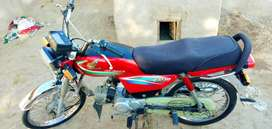 Honda CD70 Good condition