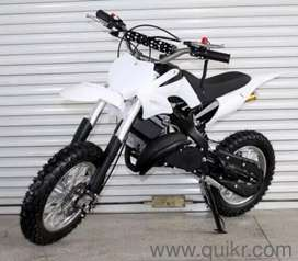 50cc dirt bike for kids 5 to 13 year sell in moradabad