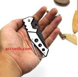 Pisau lipat pisau saku belati W46 accunik Rp 26.000/pcs Pisau desain l