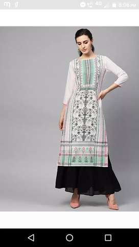 Great n affordable kurti just for 999