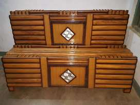 A new model box bed having king size 6/7