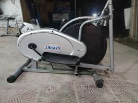 Elliptical cycle cycling machine exercise cycle cardio